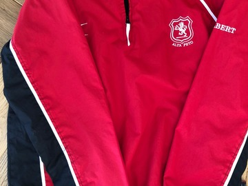 Selling with online payment: Shrewsbury House Track Top XS
