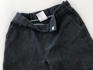 Selling with online payment: Grey Shorts - Age 6