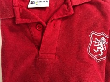 Selling with online payment: SHPP Polo Top - Age 6/7