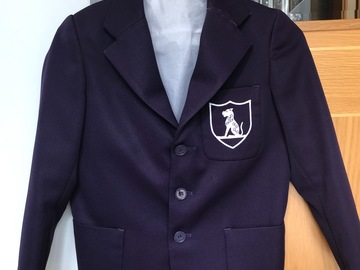 Selling with online payment: Main Uniform: Age 5-8