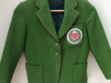 Selling with online payment: Preloved Rowan Blazer - Age 7-8