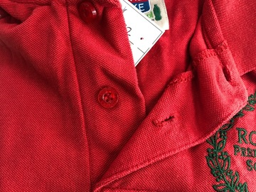 Selling with online payment: Brae Polo Shirt - Age 5/6