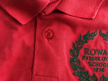 Selling with online payment: Sports Polo Top - Age 7/8
