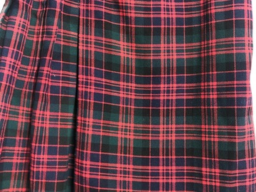 """Selling with online payment: Tartan Kilt - 26"""""""