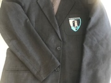 Selling with online payment: Moat School Boy's Blazer - size 40