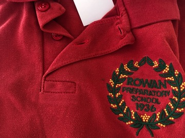 """Selling with online payment: Brae Polo Shirt - 22"""""""