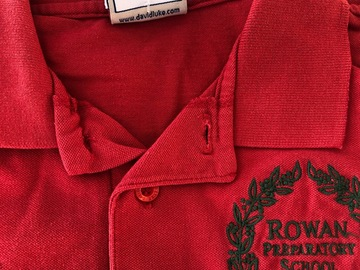 Selling with online payment: Brae Polo Shirt - 7/8