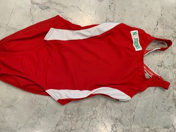 Selling with online payment: Rowan Swimsuit & swim cap