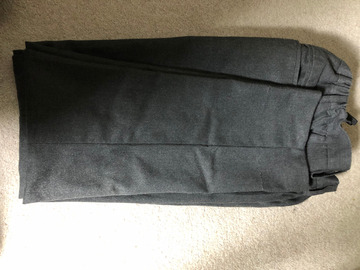 Selling with online payment: John Lewis grey trousers, size 11 yrs