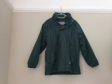 Selling with online payment: Rowan Coat  8-9 years