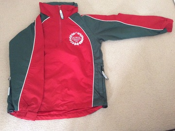 Selling with online payment: Rowan Hill Sports Jacket 8-9 years
