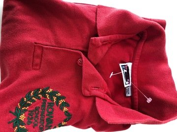 """Selling with online payment: Brae Polo Shirt - 24"""""""