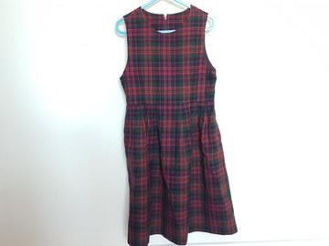 Selling with online payment: Brae Pinafore
