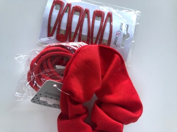 Selling with online payment: Hair clips - ties
