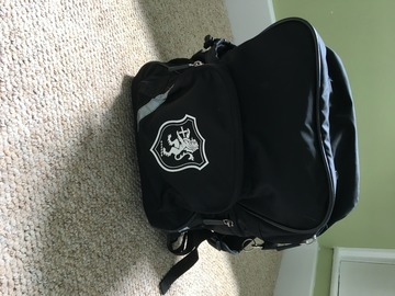Selling with online payment: SHPP Backpack
