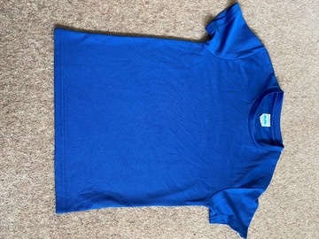 Selling with online payment: SHPP BLUE House T-shirt (Age 5-6)