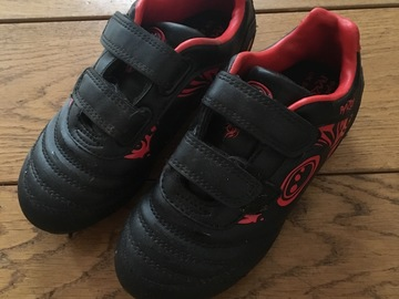 Selling with online payment: Football Boots - Child size 12