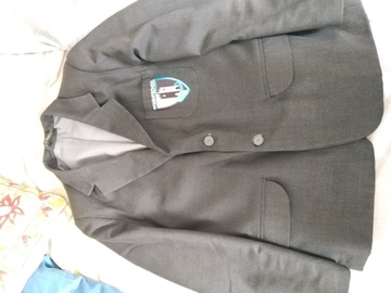Selling with online payment: Moat School Boy's Blazer size 32