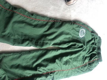 Selling with online payment: Tracksuit Trousers 13-14