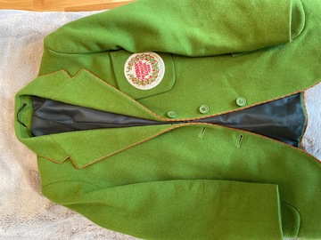 Selling with online payment: Rowan Blazer