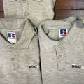 Selling with online payment: Moat School Polo Shirt Bundle Age 11/12