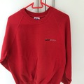 Selling with online payment: Moat School PE Sweatshirt Size Adult L