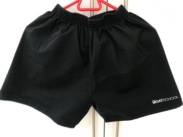 Selling with online payment: Moat School Sport Shorts