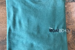 Selling with online payment: Moat School PE T-Shirt Size M Adult