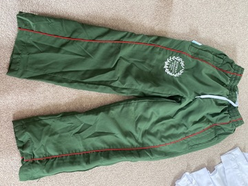 Selling with online payment: Tracksuit Trousers