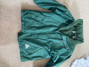 Selling with online payment: Rowan Coat