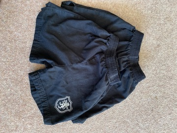 """Selling with online payment: SHPP Black Shorts x2 (22"""")"""