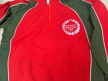 Selling with online payment: Rowan sports Jacket