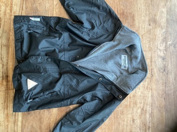 Selling with online payment: Small Black Stormdri Coat (age 5-6 years)