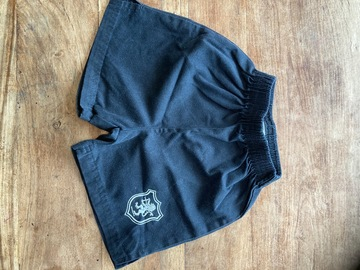 Selling with online payment: SHPP Black Shorts (age 5-6 years)