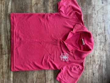 Selling with online payment: SHPP Polo Top (age 7-8 years)