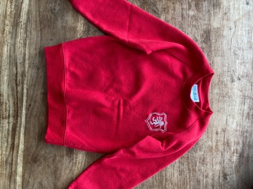Selling with online payment: SHPP Sweatshirt (age 5-6 years)