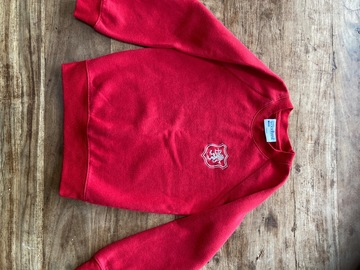 Selling with online payment: SHPP Sweatshirt (age 7-8 years)