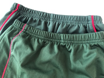 Selling with online payment: Greeen Skort - 6/7
