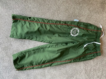 Selling with online payment: Tracksuit Trousers 7-8