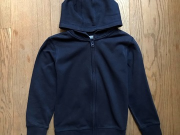 Selling with online payment: Age 8-9, George, Navy, Hoodie