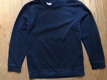 Selling with online payment: Age 8-9, George, Navy, Sweatshirt