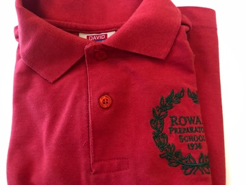 Selling with online payment: Brae Polo Shirt - Age 7/8