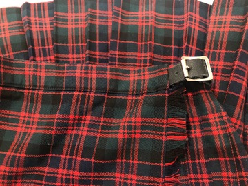 """Selling with online payment: Tartan Kilt - 24/18"""""""