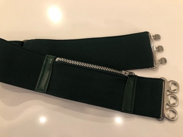 Selling with online payment: Money belt