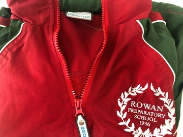 Selling with online payment: Rowan Hill Sports Jacket - 7/8 year