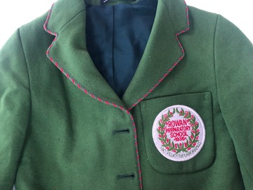 """Selling with online payment: Rowan Blazer - 25"""""""