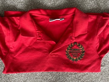 Selling with online payment: Brae Polo Shirt 22""