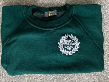 Selling with online payment: Brae Sweatshirt 24""