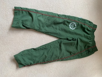 Wanted: Tracksuit Trousers