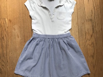 Selling with online payment: Age 6, Tu, Blue, Dress